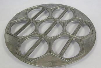 Вареничница алюминиева