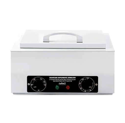 ruNail, Сухожаровой шкаф для стерилизации маникюрных инструментов