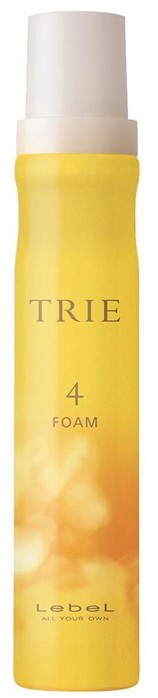 LEBEL Пена для укладки волос / TRIE FOAM 4 200 мл
