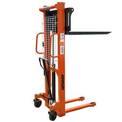 Штабелер ручной гидравлический GROST HDR 1016 (1000 кг / 1600 мм)