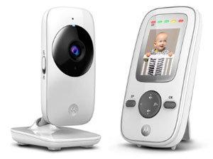 Цифровая видеоняня Motorola MBP481