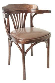 Кресло венское мягкое (кожзам кор) 701404