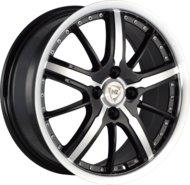 Колесный диск NZ Wheels SH663 (BKFPL) 6.5xR16 ET38 4*98 D58.6 - фото 1