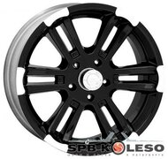 Колесный диск American Racing AR329 8 \R17 6x139,7 ET12.0 D78.1 Crish black - фото 1