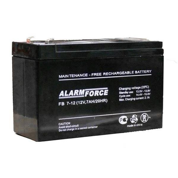Аккумулятор АКБ 12В 7 А