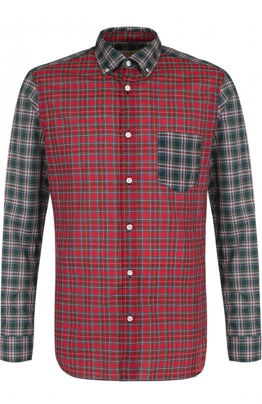 Молодежные рубашки Burberry