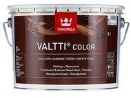 TIKKURILA Valtti Color kuultava puunsuoja Тиккурила Валтти Колор лессирующий антисептик (фасадная лазурь), база ЕС 9 л