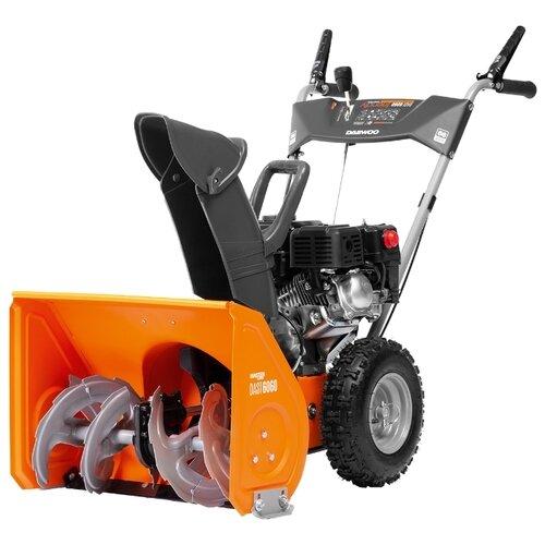 Снегоуборщик бензиновый Daewoo Power Products DAST 6060 самоходный