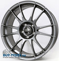 Диск OZ Racing Ultraleggera 8x18 5/114,3 ET35 D75 Matt Graphite Silver - фото 1