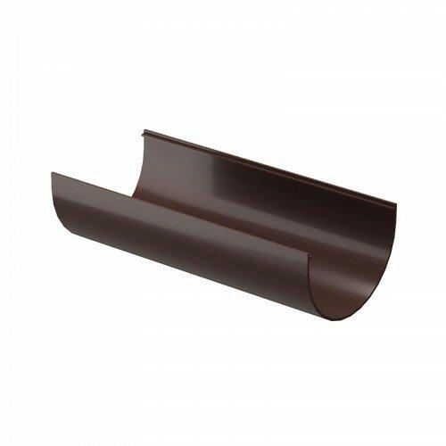 Желоб водосточный Docke (Деке) Premium (Премиум) Шоколад