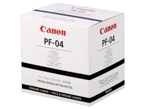 Печатающая головка Canon PF-04 (3630B001)