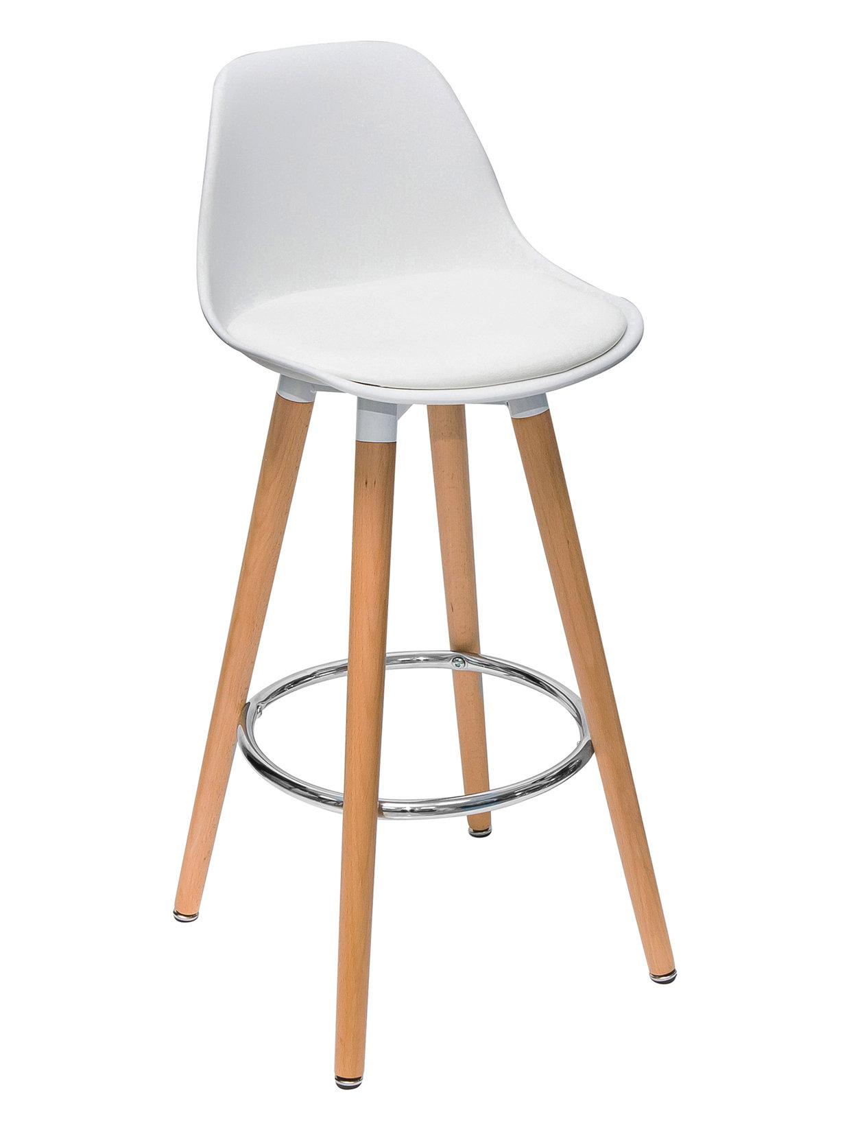 Барный стул STOOL GROUP Стул барный Мартин Белый