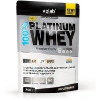 VPLab 100% Platinum Whey (750 г) Шоколад-Мята