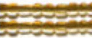"Бисер ""Zlatka"", цвет: №0102C янтарный, 100 грамм, арт. GR 8/0"