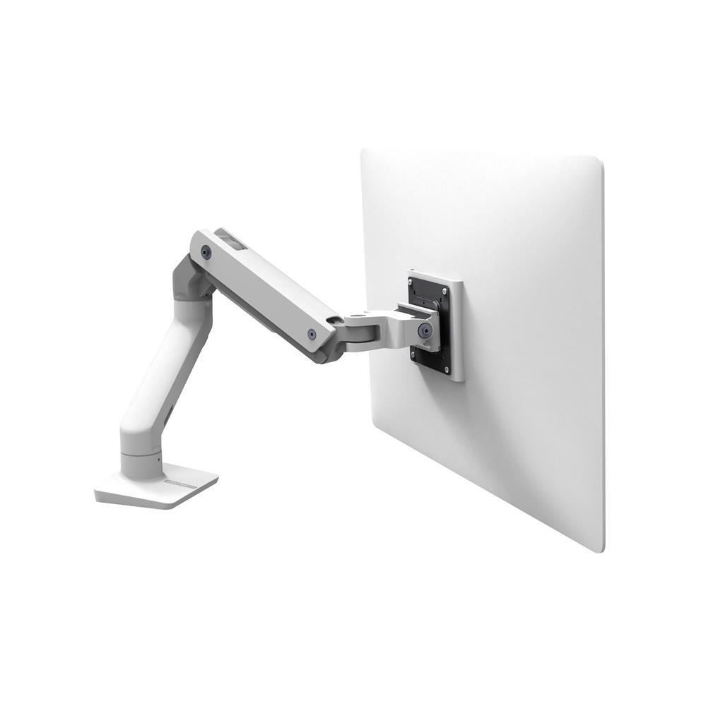 Ergotron 45-475-216 HX Desk Monitor Arm (white) кронштейн настольный для мониторов до 42, цвет белый