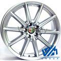 Диски Replica WSP Italy W251 8x19 5/110 ET41 d65.1 Silver - фото 1