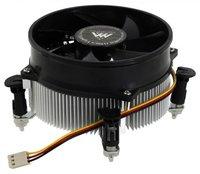 Glacial Tech Кулер для процессора GlacialTech IceHut 1150 CU Light(E) Socket 1150/1155/1156 3pin 25dB Al+Cu 95W 440g клипсы OEM