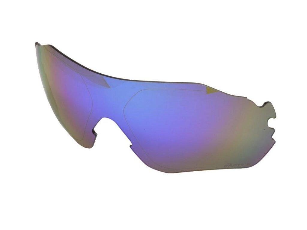 Линза для очков DAA Tango / Зеркальный синий