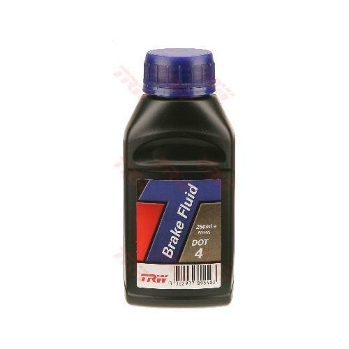 Тормозная жидкость TRW DOT 4 0,25л (PFB425)