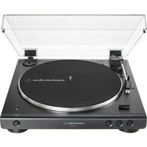 Виниловый проигрыватель Audio-Technica AT-LP60XBT black