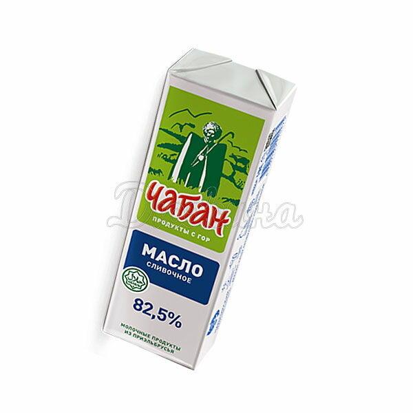 Масло Чабан сливочное 82,5% 450 г x 1 шт