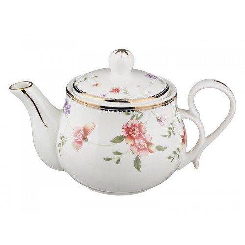 Фарфоровый заварочный чайник 400 мл 760-291