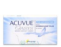 Acuvue® Oasys® for Astigmatism (6 линз)