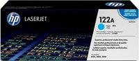 Q3961A (122A) оригинальный картридж HP для принтера HP Color LJ 2550L/ 2550LN/ 2550N/ 2800/ 2820/ 2840 cyan, 4000 страниц