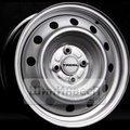 Диск TREBL 53A45R 5.5x14 4*100 ET45 d54.1 Silver - фото 1