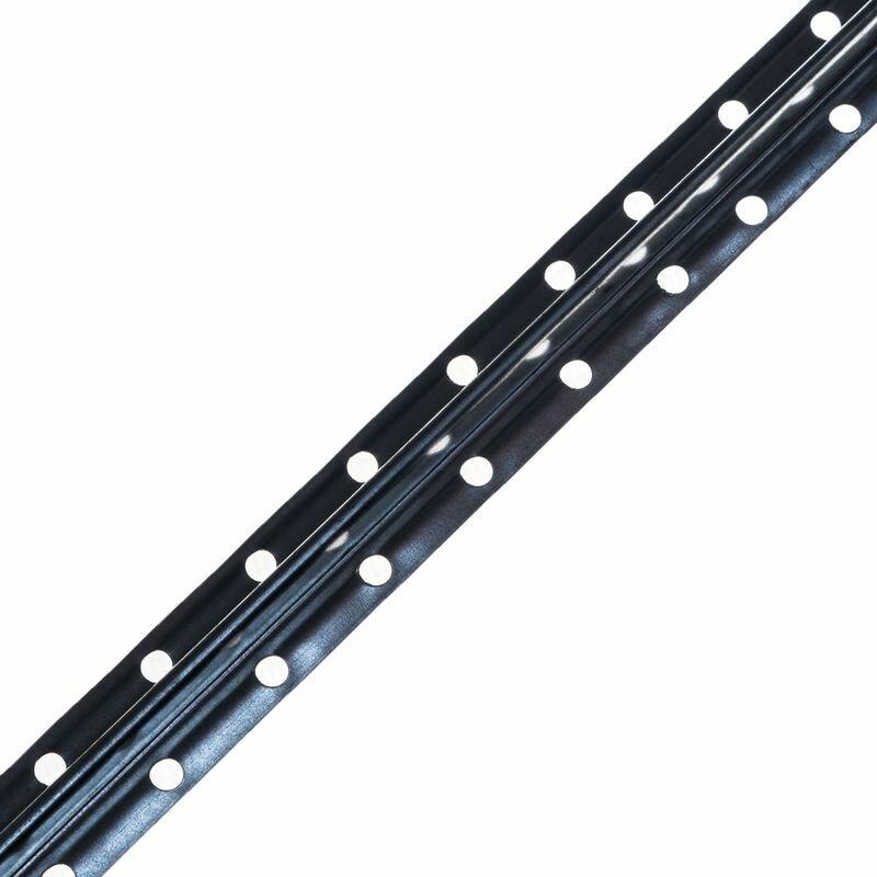 Профиль маячковый 6 мм, 3000 мм, 0,25 мм