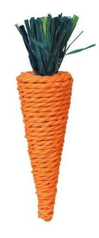 Trixie игрушка «Морковь» для грызунов, 20 см (1 шт)