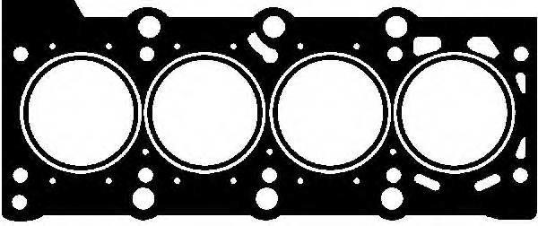 Прокладка гбц bmw e36 1.6/1.8 m43 93 Reinz 612721510