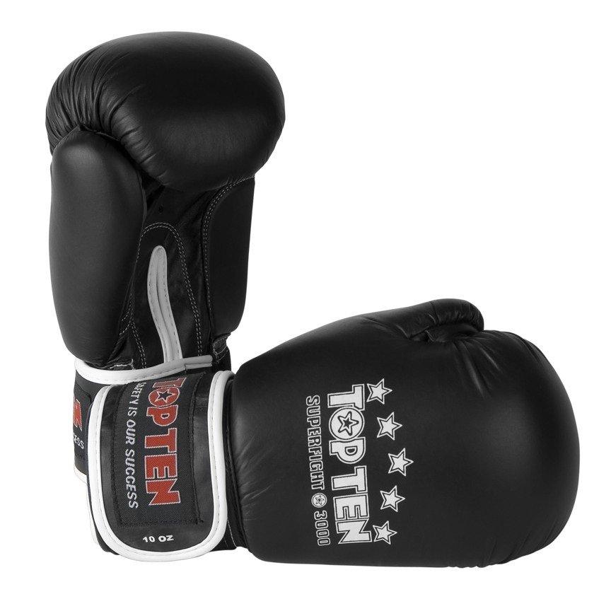 Перчатки боксерские Top Ten 2041-9010