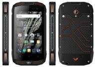 Смартфон Vertex impress action 4g black - фото 1