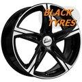 Диск колесный iFree Кальвадос 7x16/5x114.3 D67.1 ET45 Блэк Джек - фото 1