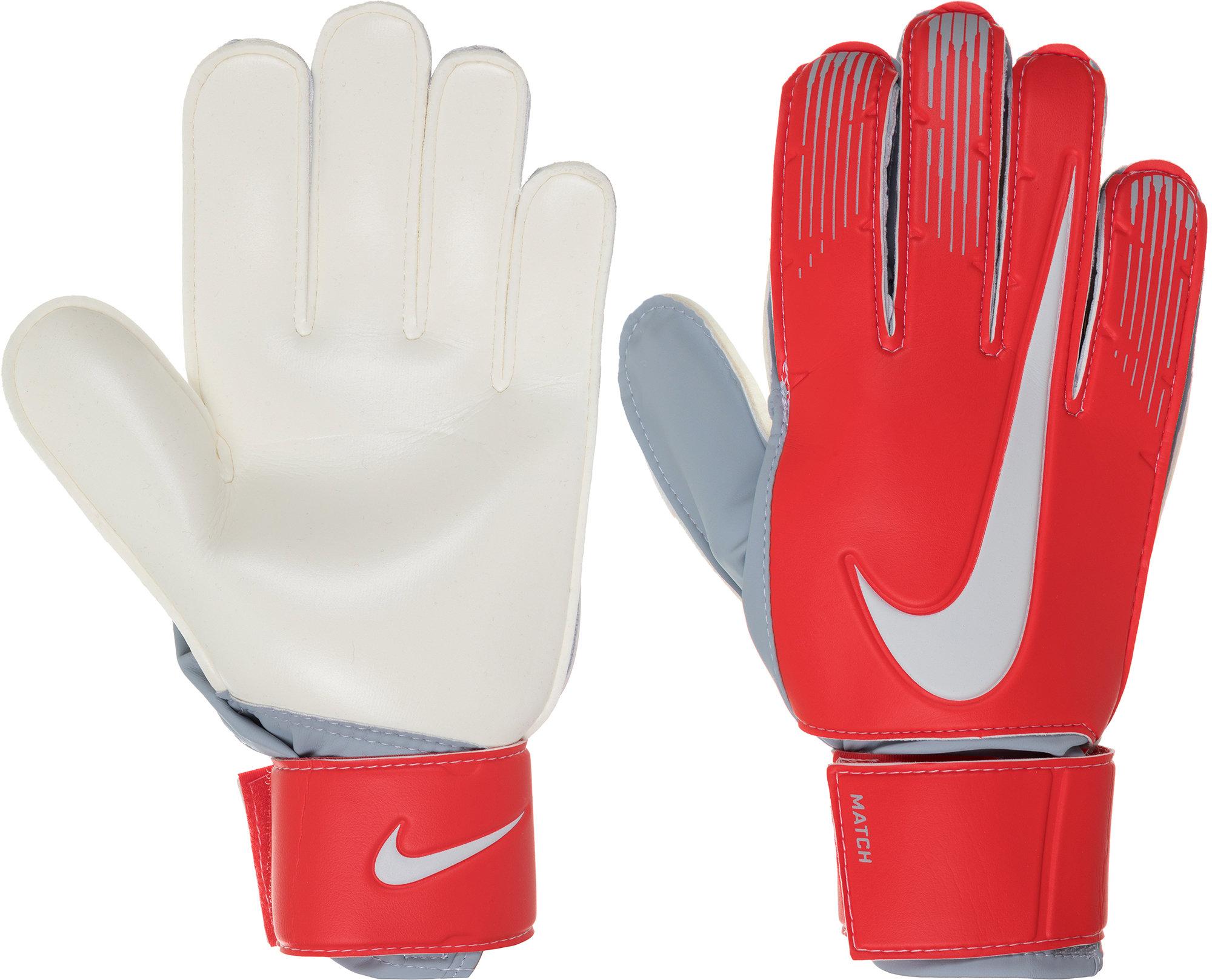 Перчатки вратарские Nike Match Goalkeeper, размер 11