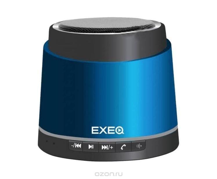 EXEQ SPK-1205, Blue портативная акустическая система