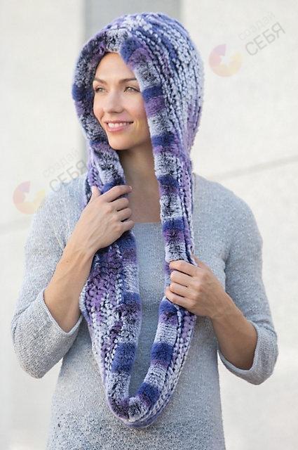 Весенние платки на голову