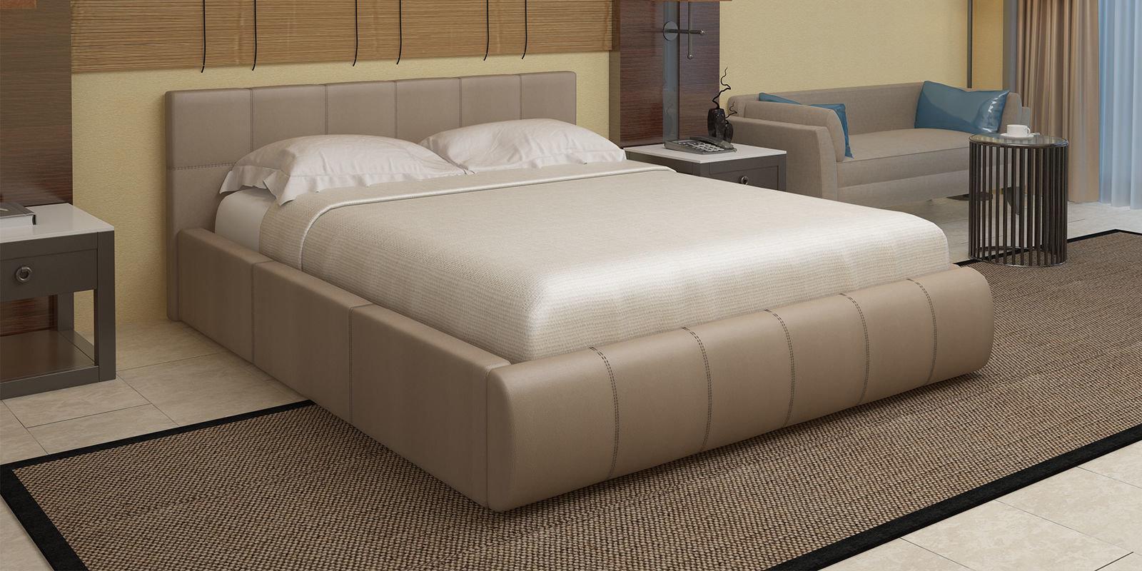 Мягкая кровать 200х160 HomeMe Афина