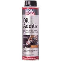 LIQUI MOLY Антифрикционная присадка с дисульфидом молибдена в моторное масло Oil Additiv 300мл (1998)