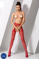 чулки Passion S 014 Red