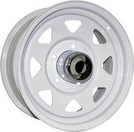 Колесный диск TREBL Off-road 01 8x15/6x139.7 D110.5 ET-16 - фото 1