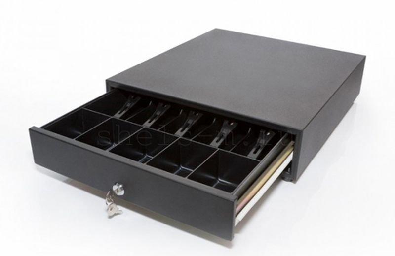 Денежный ящик Штрих-М Штрих-CD, черный
