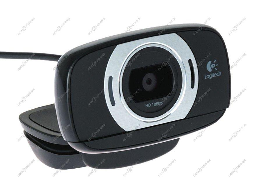 Веб-камера Logitech C615 960-000737