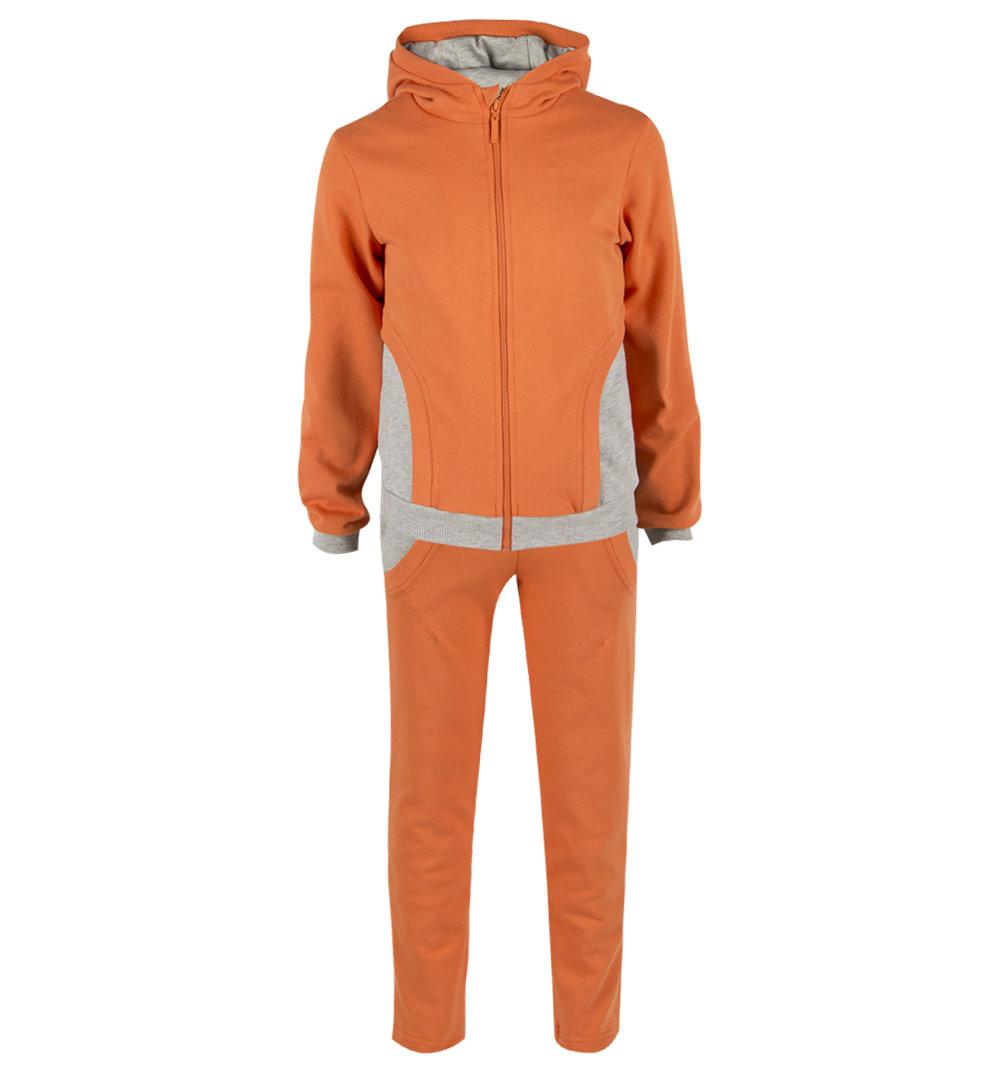 Спортивный костюм Толстовка/Брюки ЁМАЁ ', цвет: оранжевый