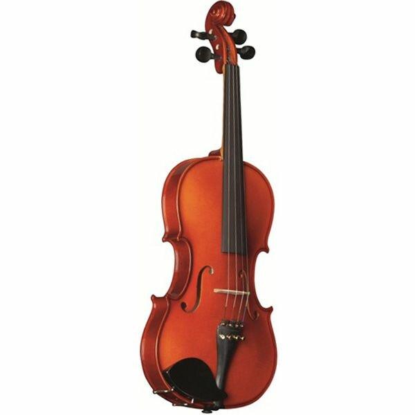 Strunal 150 1/8. Скрипка студенческая+футляр+смычок, модель Страдивари, уменьш. вариант, размер 1/8
