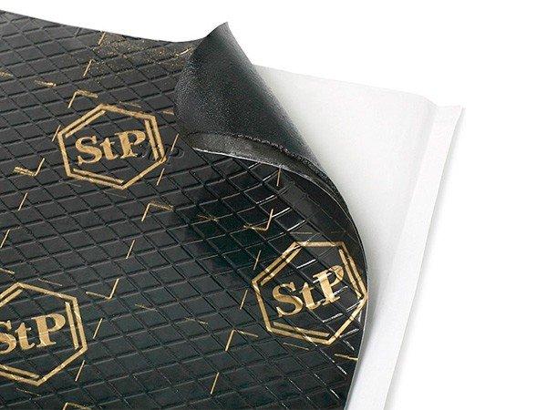 StP Bimast Bomb Premium, шумоизоляция