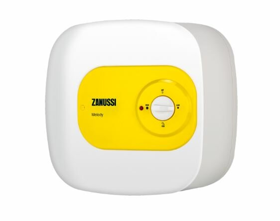 Водонагреватель электрический Zanussi ZWH/S 15 Melody O (Yellow)