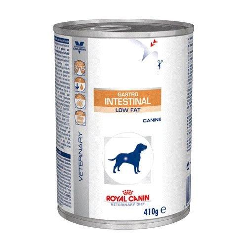 Корм для собак ROYAL CANIN Vet Diet Gastro Intestinal Low Fat при нарушении пищеварения, птица конс. 410г