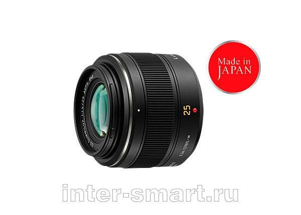 Panasonic Summilux 25mm f/1.4 Asph DG (H-X025E)